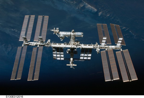 ISS new real 600x409 What Is The International Space Station (ISS)